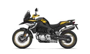 "THE F 850 GS – ""40 YEARS GS"" EDITION"